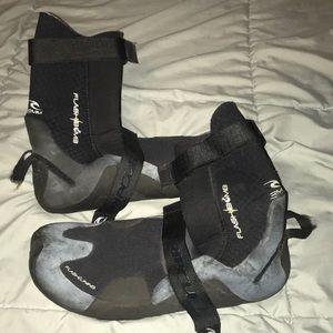 Rip Curl Flashbomb 3mm Hidden Split Toe Booties